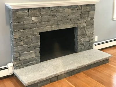 Roslindale Fireplace