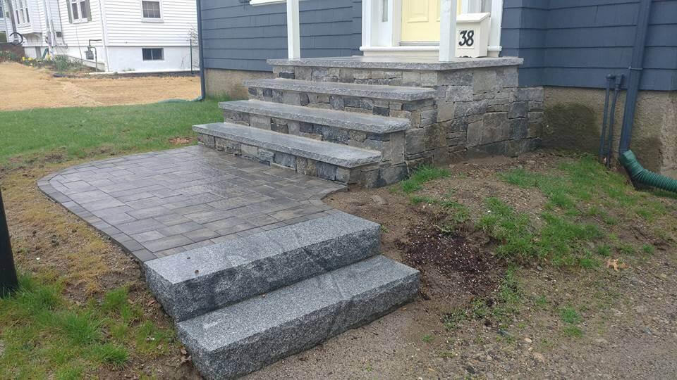 Steps and Walkways